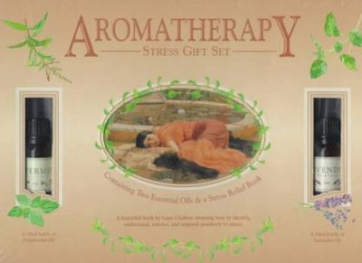Aromatherapy for Stress Gift Set [With Peppermint and Lavender Oil] 9781858336213