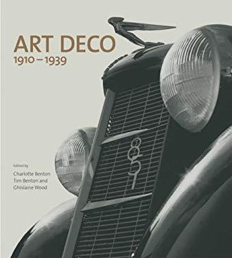 Art Deco 1910-1939 9781851773886