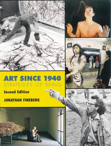 Art Since 1940: Strategies of Being 9781856691918
