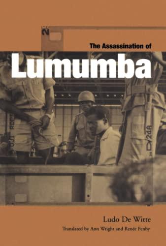 Assassination of Lumumba 9781859844106