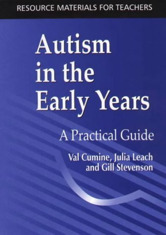 Autism in the Early Years 9781853465994