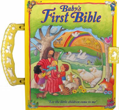 Baby's First Bible 9781859851616