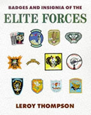 Badges and Insignia of the Elite Forces 9781854095114