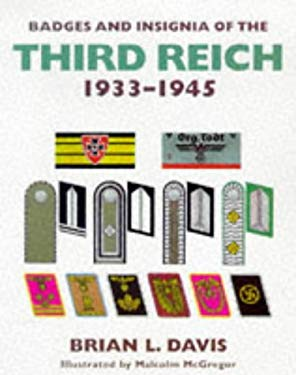 Badges and Insignia of the Third Reich 1933-1945 9781854095121
