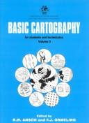 Basic Cartography Vol. 2 : For Students and Technicians