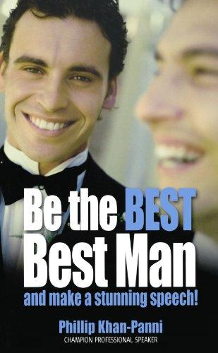 Be the Best, Best Man & Make a Stunning Speech 9781857038026