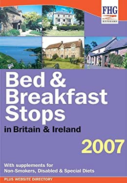 Bed & Breakfast Stops in Britain 9781850553908