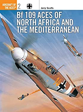 Bf 109 Aces of North Africa and the Mediterranean 9781855324480