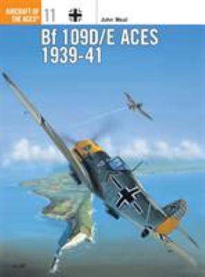 Bf 109d/E Aces 1939-41 9781855324879