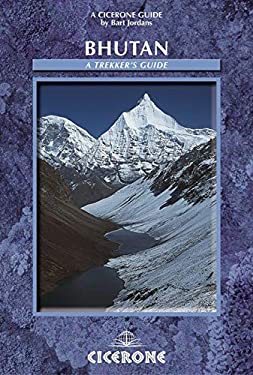 Bhutan: A Trekker's Guide 9781852845537