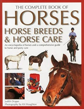 Book Horses and Horse Care, the 9781859672099