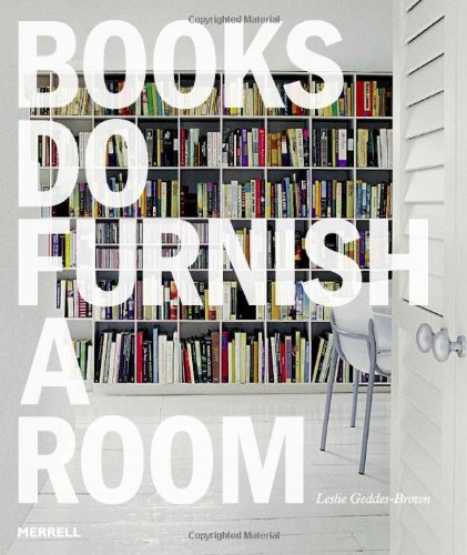 Books Do Furnish a Room 9781858944913