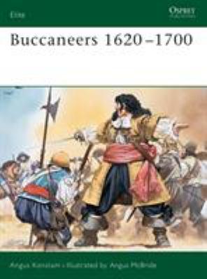 Buccaneers 1620-1700 9781855329126