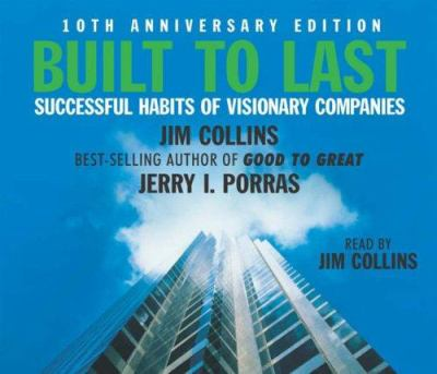 Built to Last: Successful Habits of Visionary Companies 9781856868785