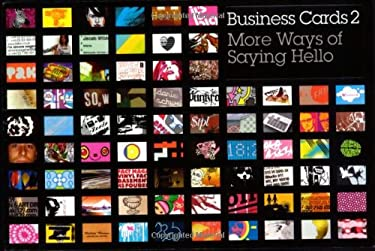Business Cards 2: More Ways Say Hello 9781856694773