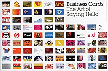 Business Cards: The Art of Saying Hello 9781856693868