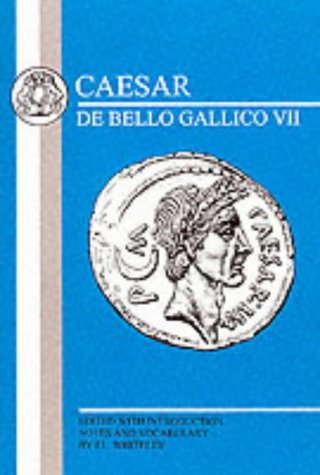 Caesar: Gallic War VII 9781853996320