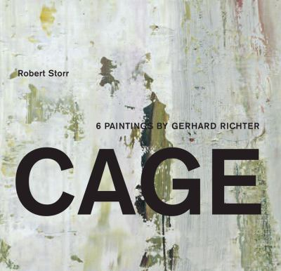 Cage: 6 Paintings by Gerhard Richter 9781854378569