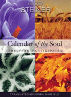 Calendar of the Soul: The Year Participated 9781855841888