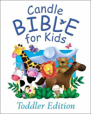 Candle Bible for Kids Toddler Edition 9781859859391