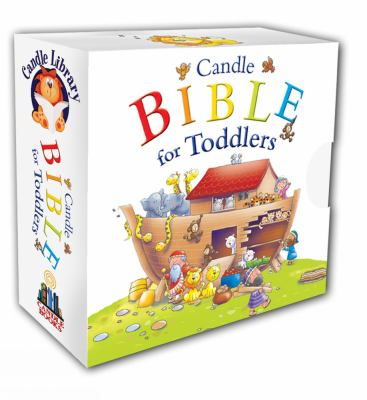 Candle Bible for Toddlers 9781859859063
