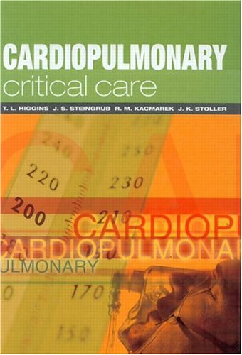 Cardiopulmonary Critical Care 9781859962374