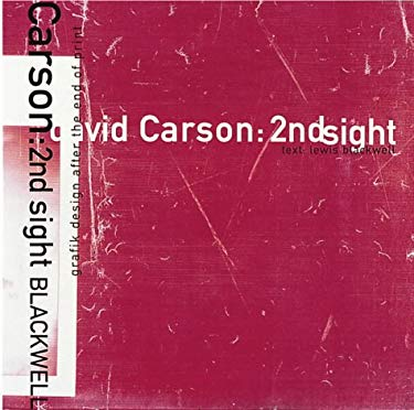 Carson: 2nd Sight 9781856691048