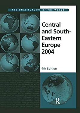 Central and South Eastern Europe 2004 9781857431865