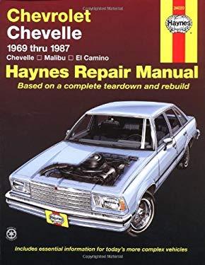 Chevrolet Chevelle, Malibu and El Camino: 1969 Thru 1987