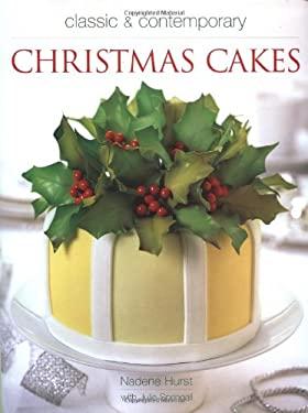 Classic & Contemporary Christmas Cakes 9781853918339