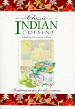 Classic Indian Cuisine 9781855016194