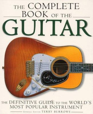 Complete Book of the Guitar, the 9781858685298