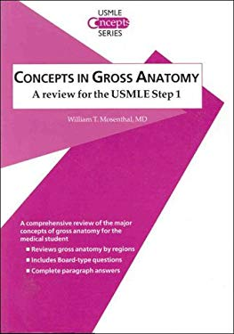Concepts in Gross Anatomy 9781850709282