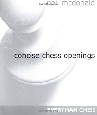 Concise Chess Openings 9781857442977
