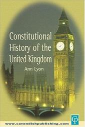 Constitutional History of the UK 7592222
