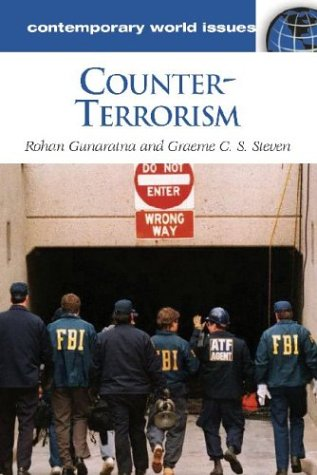 Counterterrorism: A Reference Handbook 9781851096664