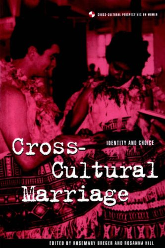 Cross-Cultural Marriage: Identity and Choice 9781859739686