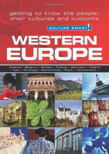 Culture Smart! Western Europe 9781857334906