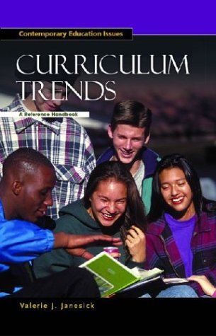 Curriculum Trends: A Reference Handbook 9781851094615