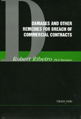 Damages and Other Remedies for Breach of Contract 9781854182265