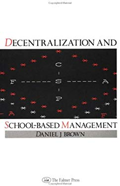 Decentralization and School Based Management 9781850006015