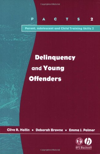 Delinquency and Young Offenders 9781854333575