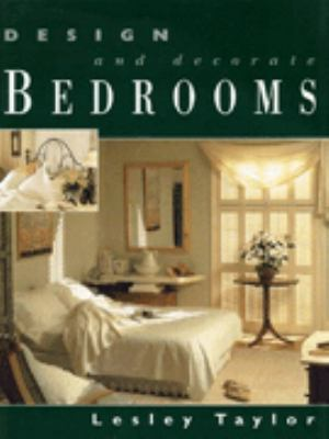 Design and Decorate - Bedrooms 9781853689321