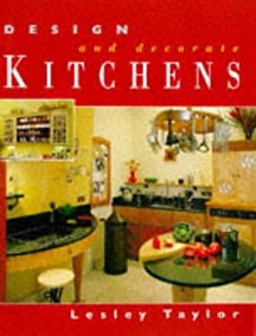 Design and Decorate - Kitchens 9781853689345