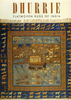 Dhurrie--Flatwoven Rugs of India 9781851493388