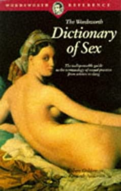 Dictionary of Sex 9781853263200