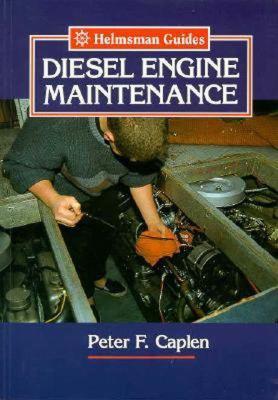 Diesel Engine Maintenance 9781852236960