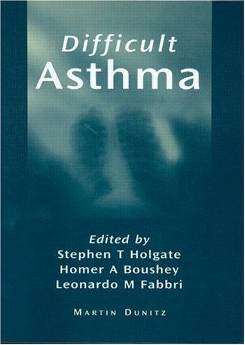 Difficult Asthma 9781853175565