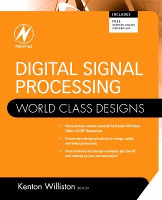 Digital Signal Processing: World Class Designs 9781856176231