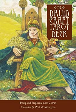 Druid Craft Tarot Deck: Celebrate the Earth 9781859062739